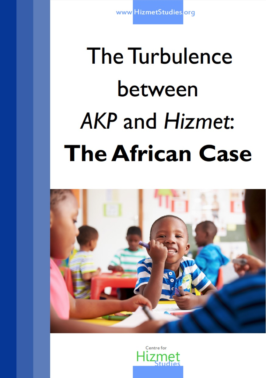 The Turbulence between AKP and Hizmet: The African Case