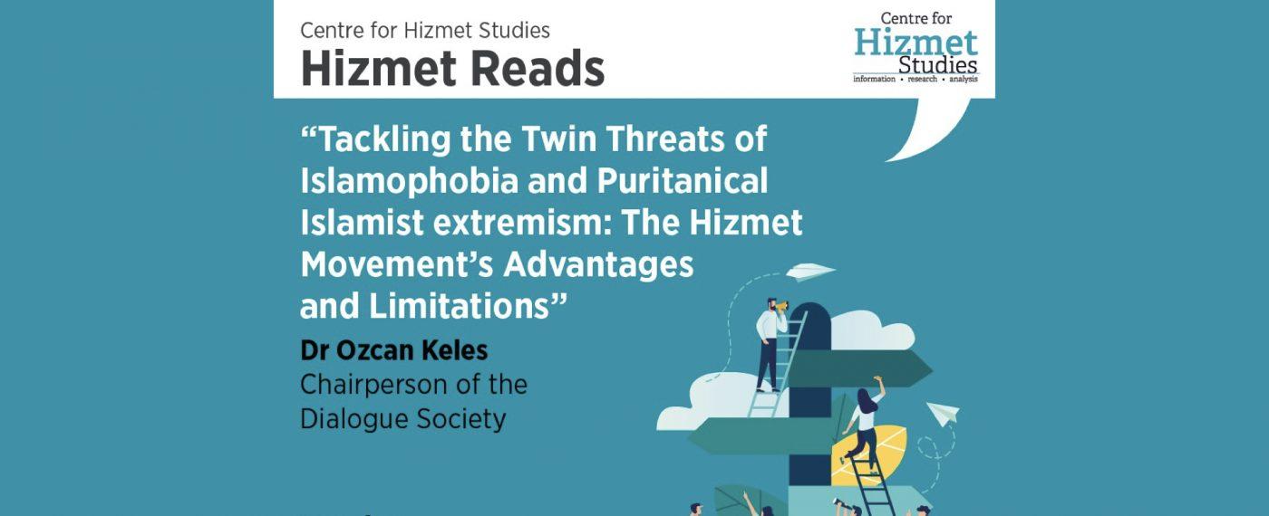 Hizmet Reads - Book Club